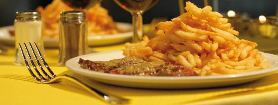 Photo of French Restaurant L'Entrecote at 2 Rue Du Couedic, Nantes 44000, France