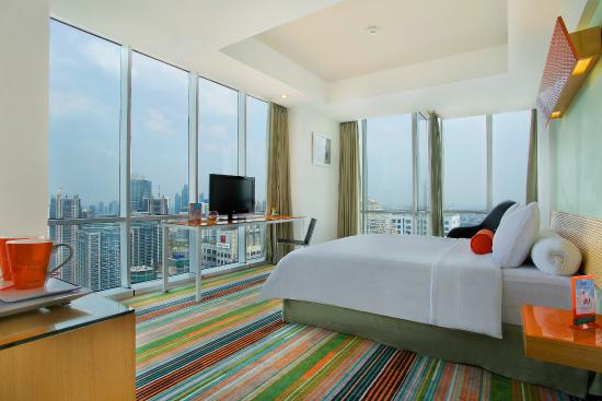 HARRIS Suites FX Sudirman: HARRIS Room
