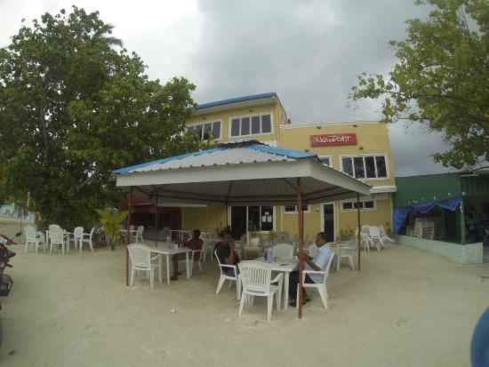 New Point Inn: restourant