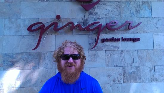Ginger Garden Lounge: Great eats at Ginger!!