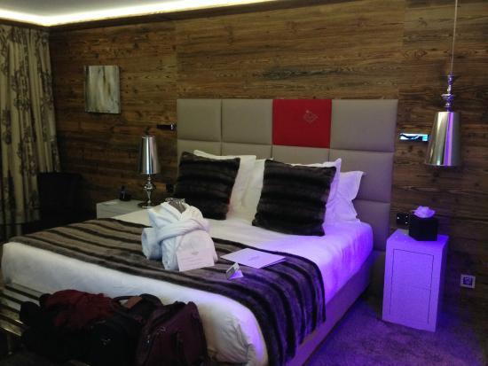 Hotel Koh-I Nor : ma chambre