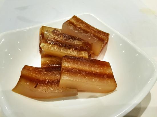 Tao Heung: Panfried Ginger Cake
