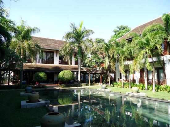 Green Park Boutique Hotel: A general shot of the resort