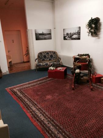 Apartment Hotel Konstanz : 3rd floor hallway