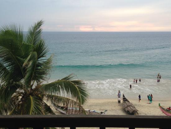 Hotel Searock: View From Balcony