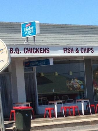 Seaview Chicken & Fish