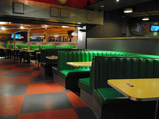 Photo of American Restaurant Tinseltown at 44-46 St. John Street, London EC1M 4DF, United Kingdom