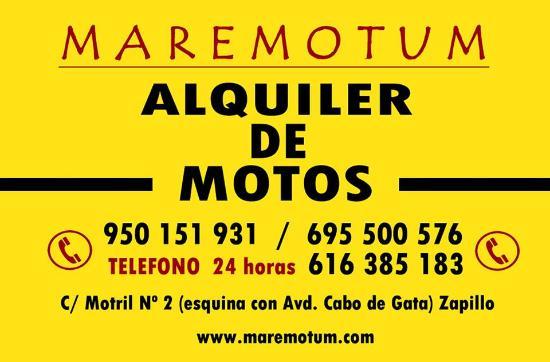 Maremotum
