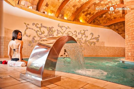 Hotel Piroska: wellness
