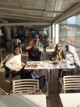 Restaurant PIC NIC: Picnic (Sitges), terraza, zona tapas