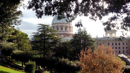 B&B Quovadis Roma 2: Giardini Vaticani