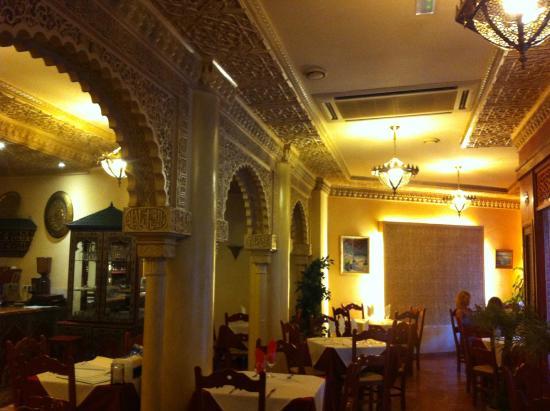 Restaurante Sultan: Sultan Restaurant