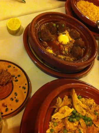 Restaurante Sultan: Tajine