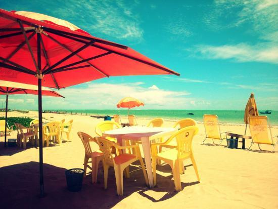 Porto da Rua Beach: Super calma!!! Para quem quer ir com sua família é uma ótima opção...