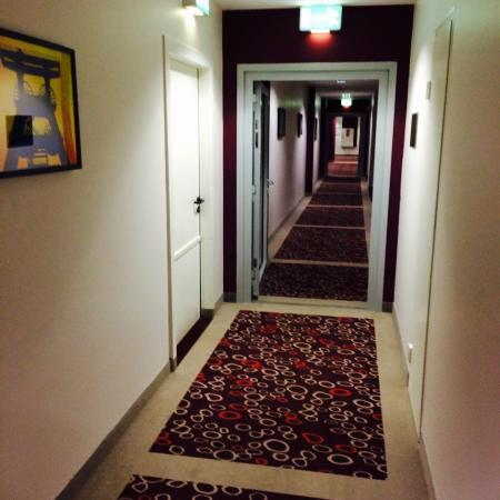 Mercure Hotel Dortmund City: Very clean and tidy