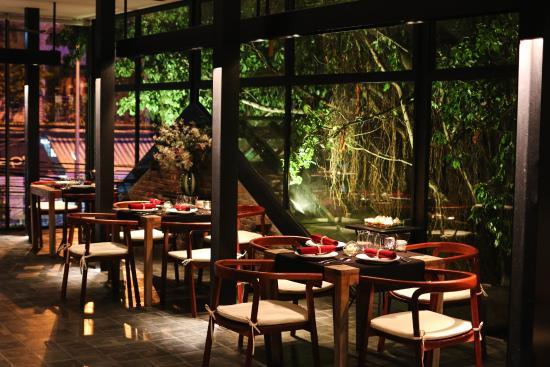 La Pergola: Veranda Dining Room