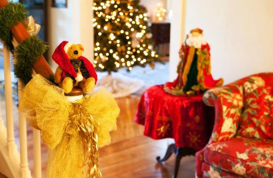 Adair Country Inn & Restaurant: Christmas