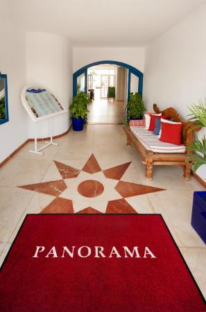 Apartamentos Panorama: ENTRADA