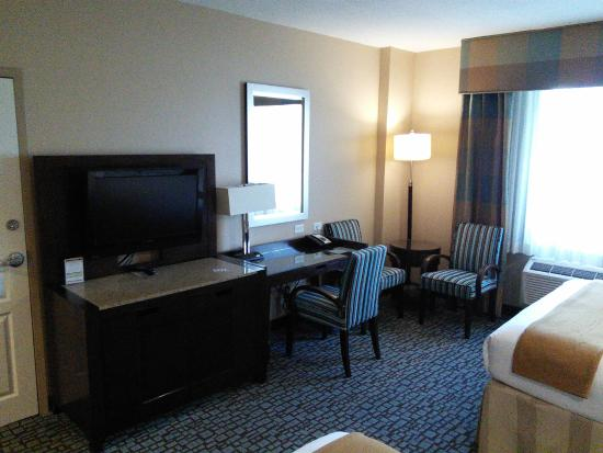 Holiday Inn Express - Jacksonville Beach: Desk