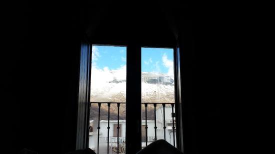 Hotel Rural Real de Poqueira: Increíble despertar
