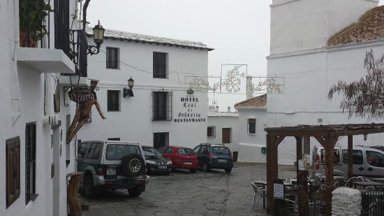 Hotel Rural Real de Poqueira: Fachada