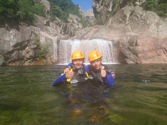 Aqa-canyon : Christophe tu est extraordinaire