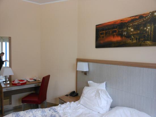 Hotel Smeraldo: camera