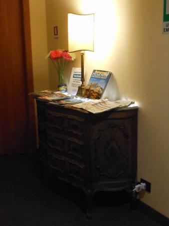 Hotel Smeraldo: pianerottolo