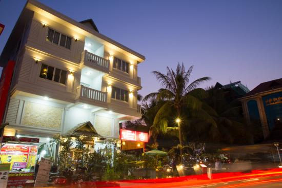 Window View - Picture of Angkor Empire Boutique Hotel, Siem Reap - Tripadvisor