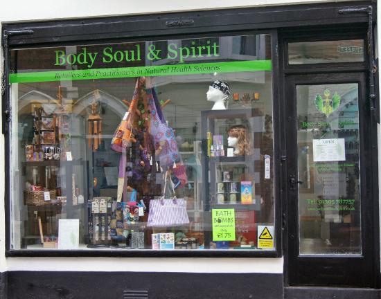 Body Soul & Spirit