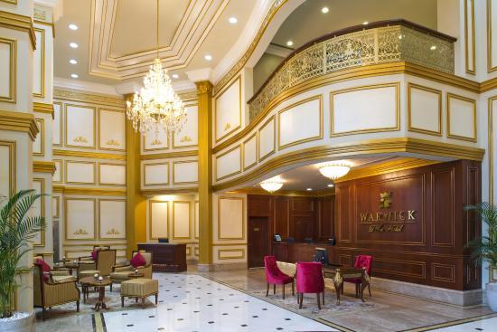 워릭 도하 호텔