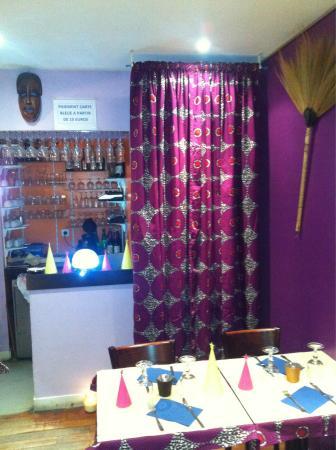 Restaurant Afro-Caraibes