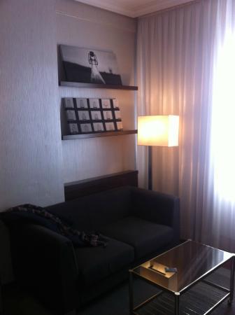 AC Hotel Cuzco: Sofa