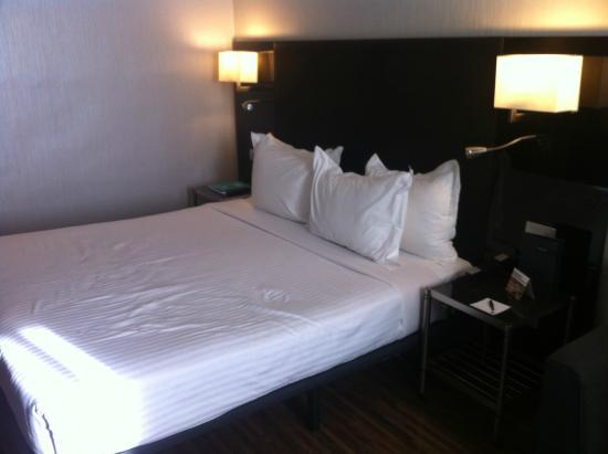AC Hotel Cuzco: Cama