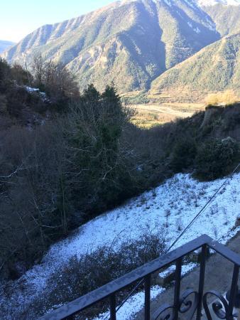 Balcon del Pirineo: Vista desde el Rincón del Montañés