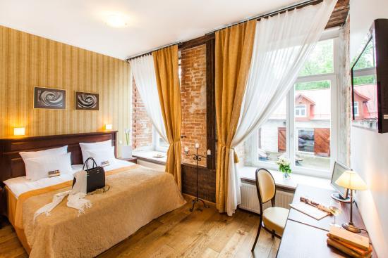 von Stackelberg Hotel Tallinn: Zen room