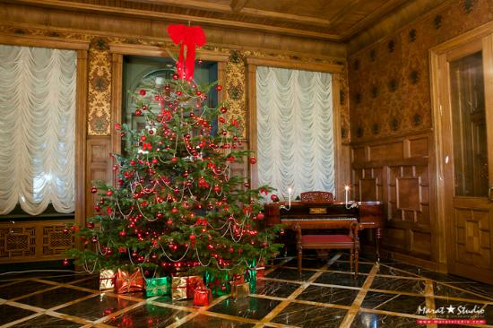Gallery Park Hotel & Spa, a Chateaux & Hotels Collection: Gallery Park Hotel christmas tree
