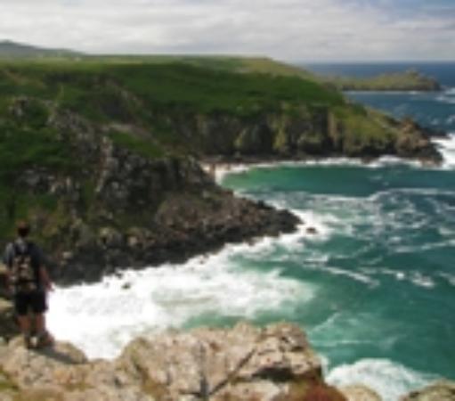 Zennor Circular Walk - South West Coast Path Walk