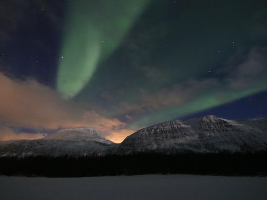 Clarion Collection Hotel With: Polar Light and lights of Tromsö