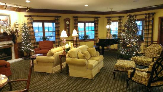 Carlisle Inn: Lobby