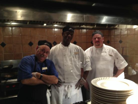 Champagne Sunday Brunch: Chef Carols and 2 Other Chefs