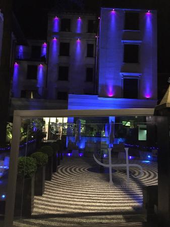 Hotel Santa Margherita Palace : Entrata albergo