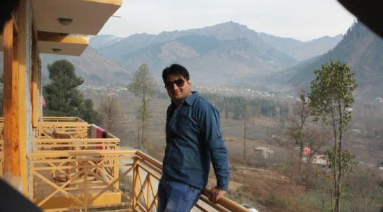 Hotel Vyas Vatika Manali: view from rooms