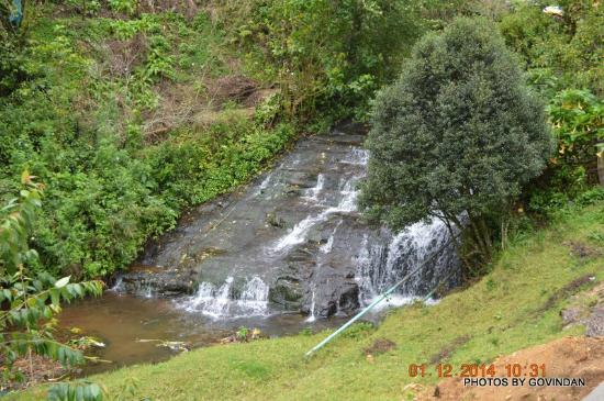 Vattakanal Waterfalls