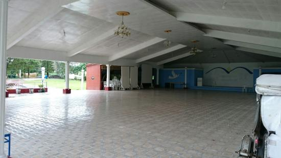 Open hall great for a wedding reception venue - Picture of The ...