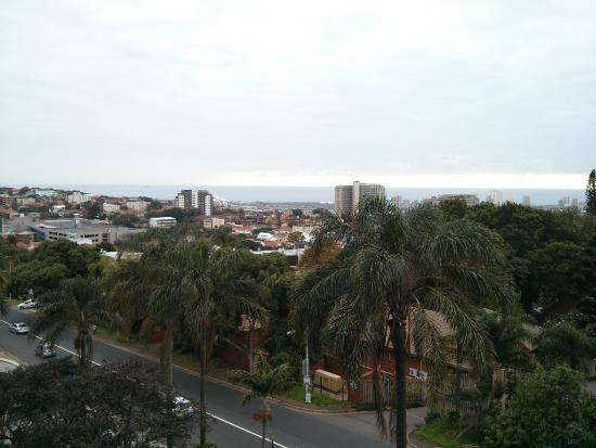 Coastlands Musgrave Hotel: View from the balcony