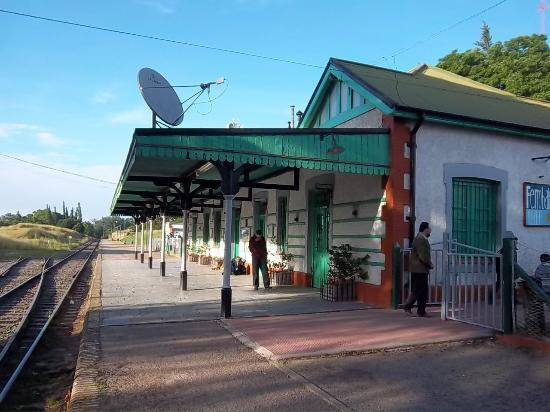 Estacion Ferroviaria Sauce Grande