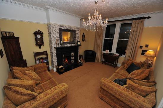 Afon View Guest House: Lounge - Afon View