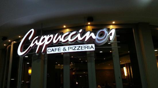 Cappuccinos Cafe & Pizzeria