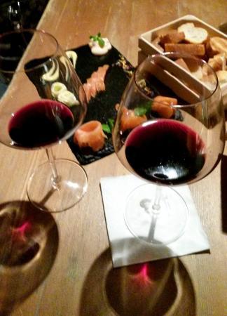 Vinoteque La Cercia: Salmone norvegese